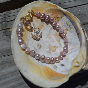 Pearl-Bracelet-Pink